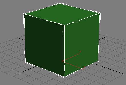 Скобки (selection brackets) на выделенных объектах в 3ds Max