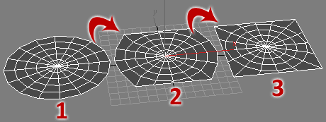 Делаем из круга квадрат