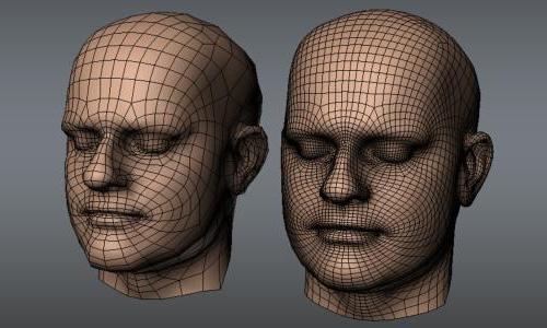 Возвращение оригинальной топологии после сглаживания 3D модели