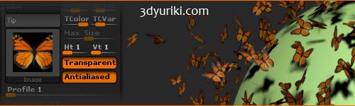 Улучшение визуализации в Zbrush 4 R3