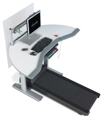 Компьютерный стол - бегущая дорожка