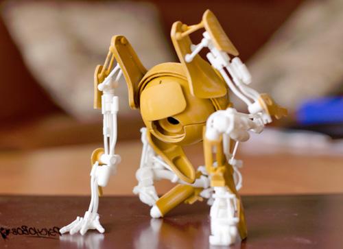 Робот без покраски