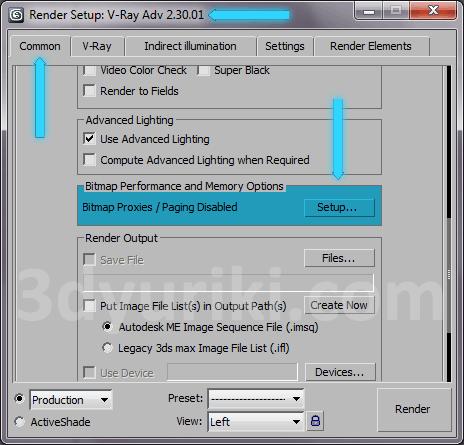 Управление загрузкой текстур в оперативную память