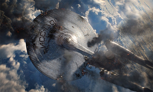 Изображение из фильма Star Trek: Into Darkness рендерилось Arnold-ом в ILM