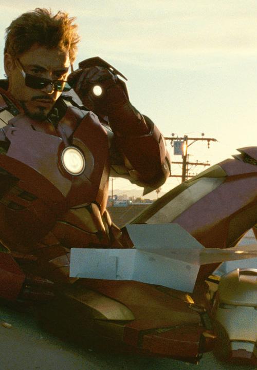 Кадр из фильма Железный Человек 2