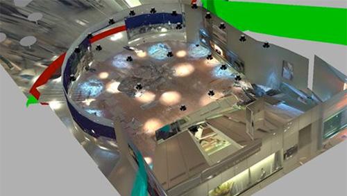 Создано из трех разных 360 HDR : ILM