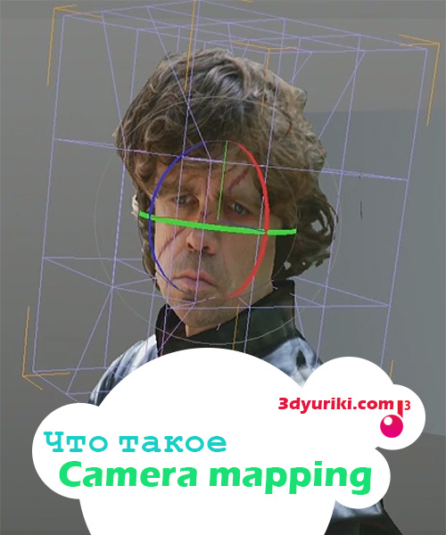 Что такое camera mapping и Camera Projection