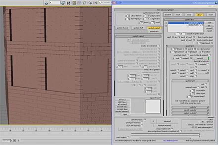 Генерация кирпичных стен с помощью геометрии, а не текстурой