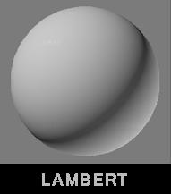 тип отражений Ламберт