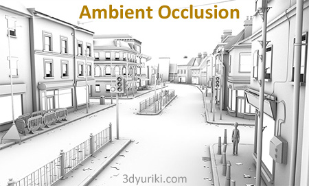 Ambient Occlusion глоссарий